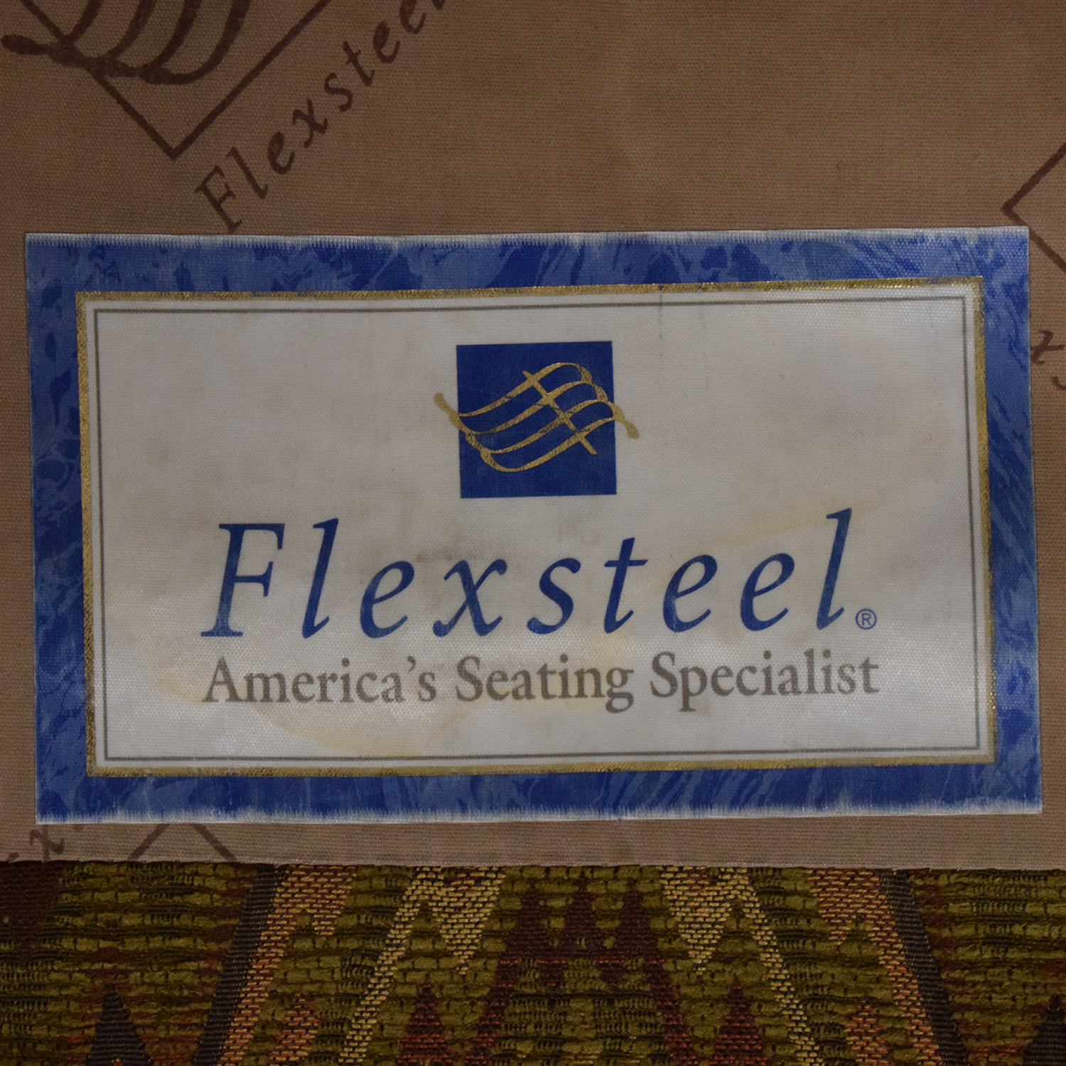 Flexsteel Flexsteel Custom Recliner Chair on sale