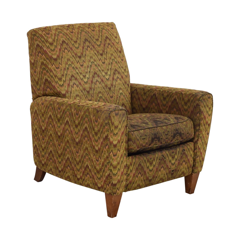 shop Flexsteel Custom Recliner Chair Flexsteel Chairs