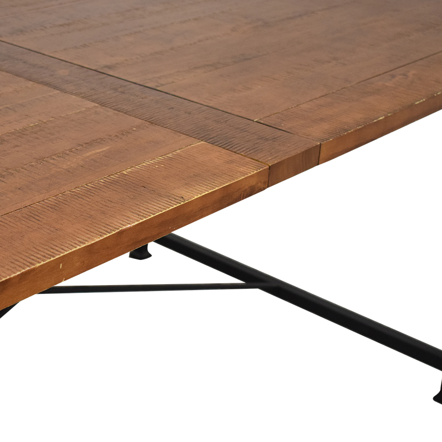 Tribecca Home Tribecca Home Industrial Dining Table brown