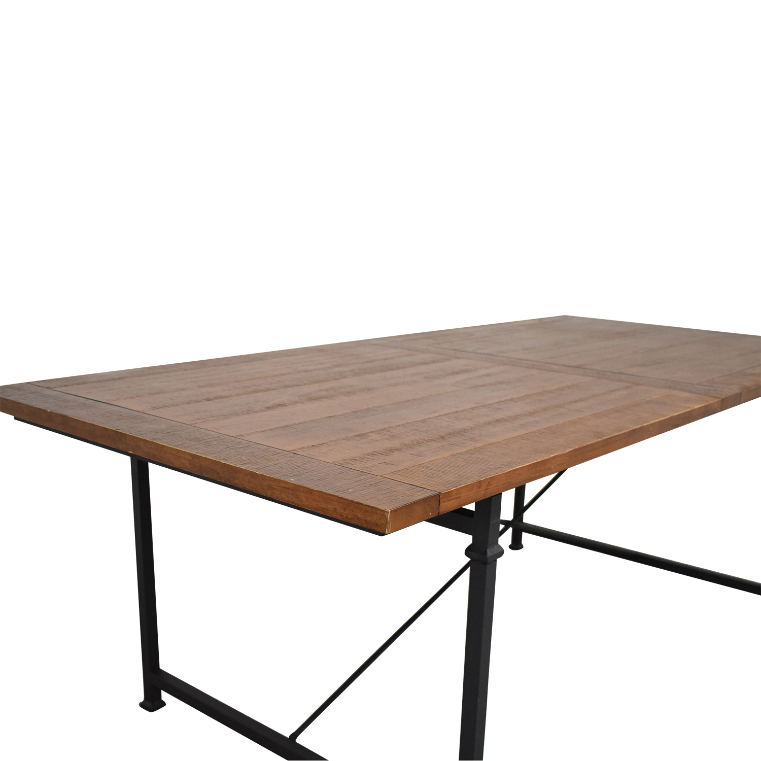 Tribecca Home Tribecca Home Industrial Dining Table Dinner Tables