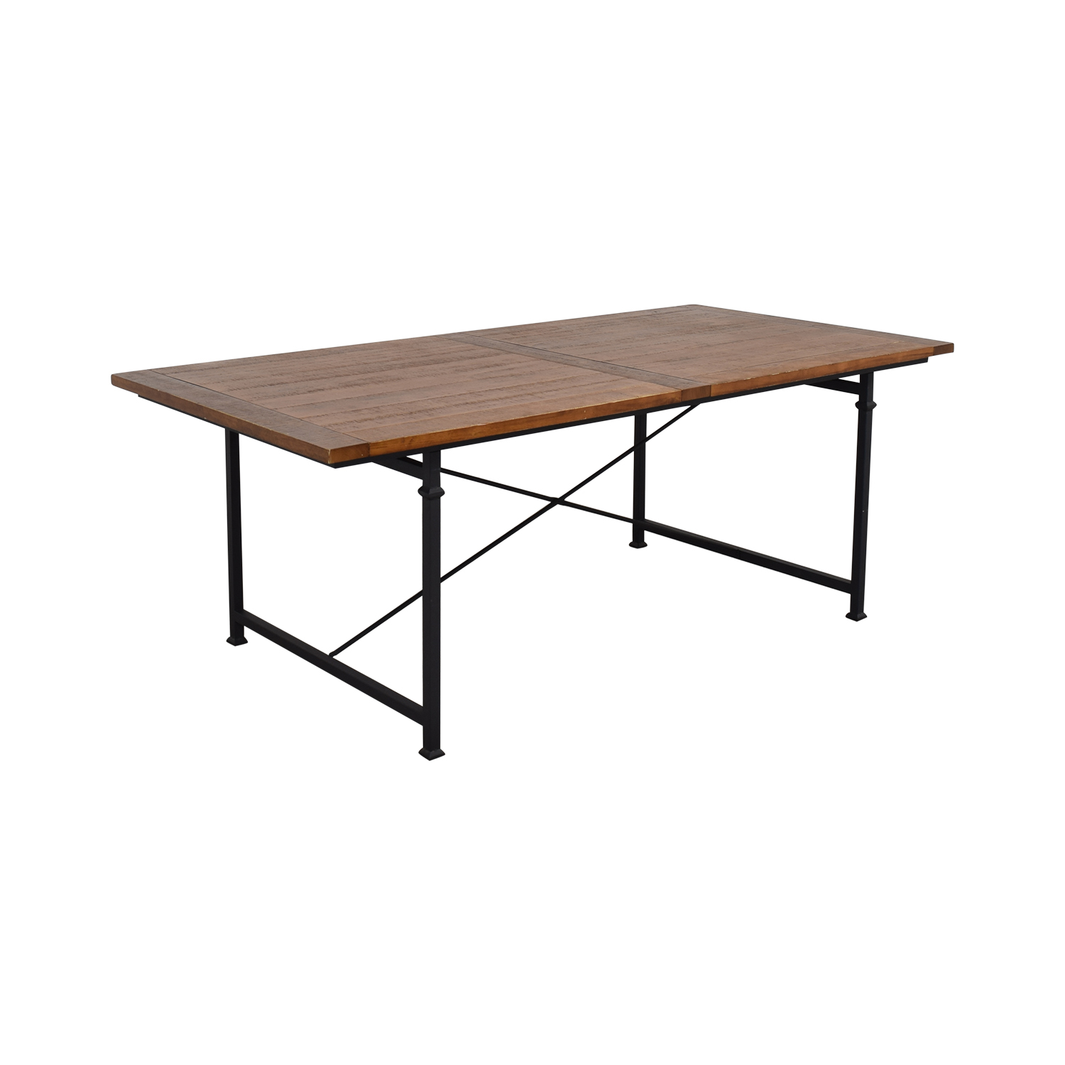 Tribecca Home Tribecca Home Industrial Dining Table Tables