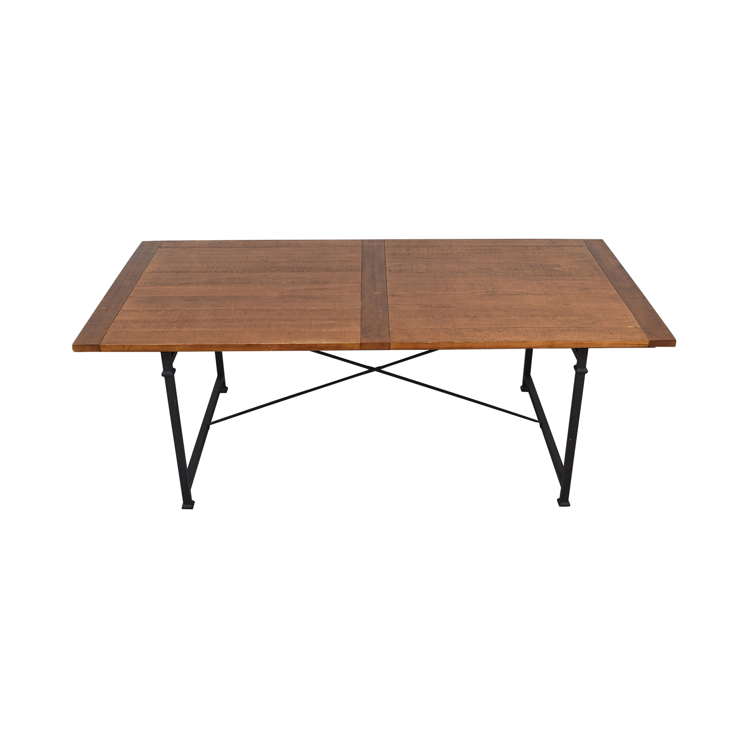 Tribecca Home Tribecca Home Industrial Dining Table