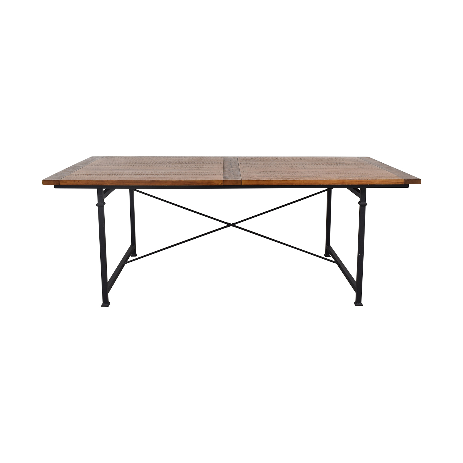 Tribecca Home Industrial Dining Table / Dinner Tables