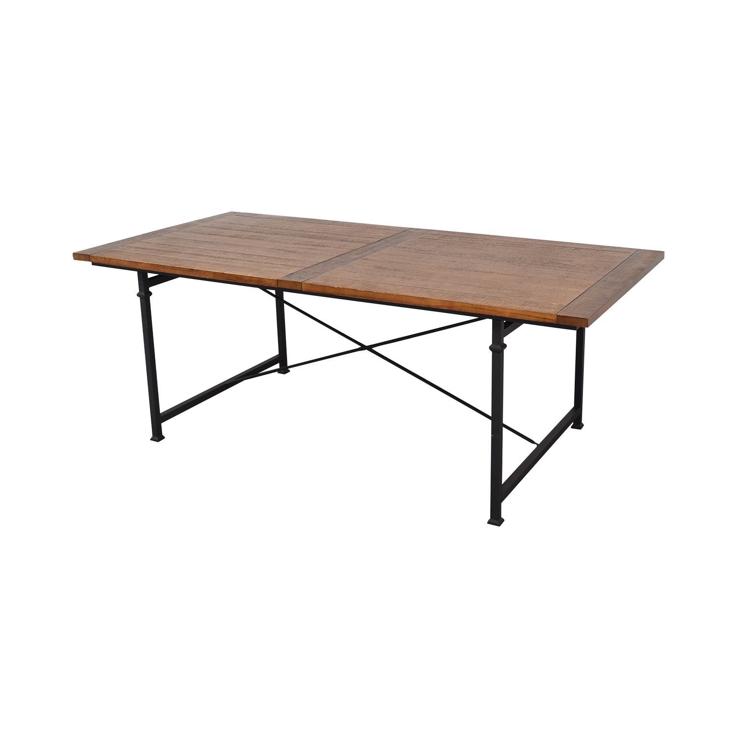 Tribecca Home Tribecca Home Industrial Dining Table used