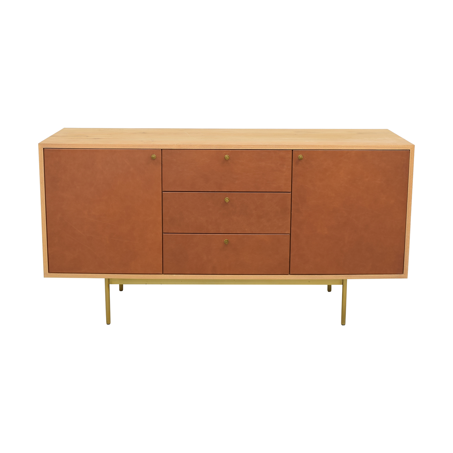 West Elm West Elm Modern Buffet Table second hand