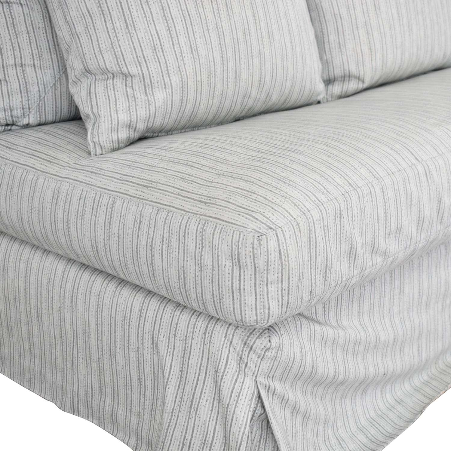 shop Cisco Brothers Minimalist Loveseat Cisco Brothers Loveseats