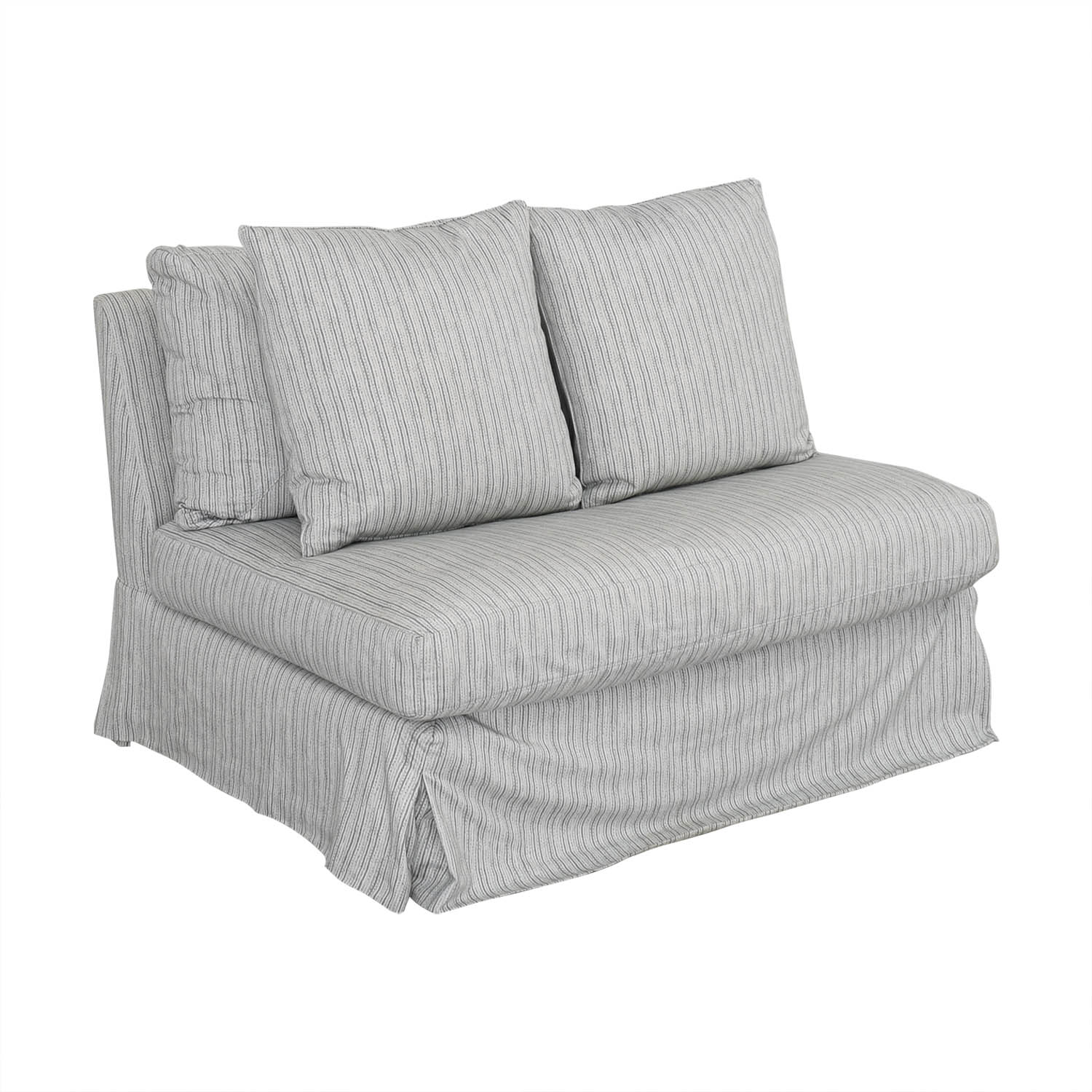 Cisco Brothers Cisco Brothers Minimalist Loveseat nyc