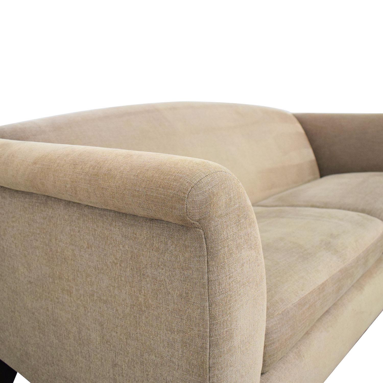 Crate & Barrel Crate & Barrel Modern Sofa nj