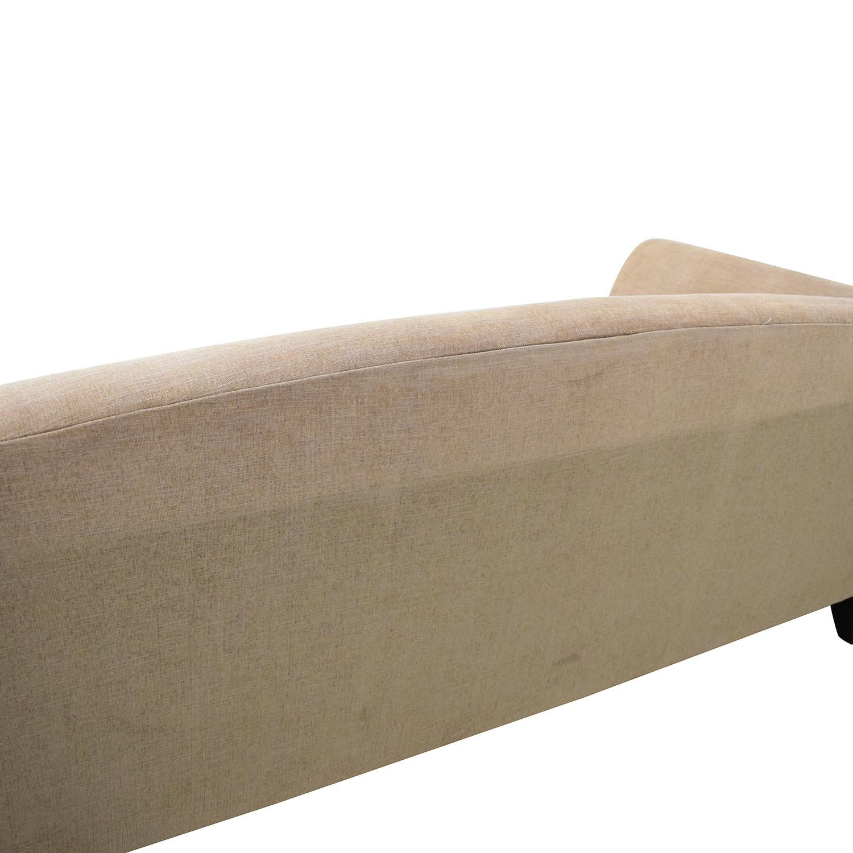 Crate & Barrel Crate & Barrel Modern Sofa Classic Sofas