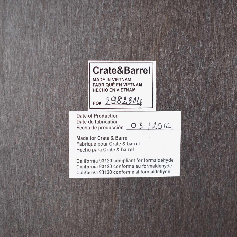 Crate & Barrel Calvin Dresser / Dressers