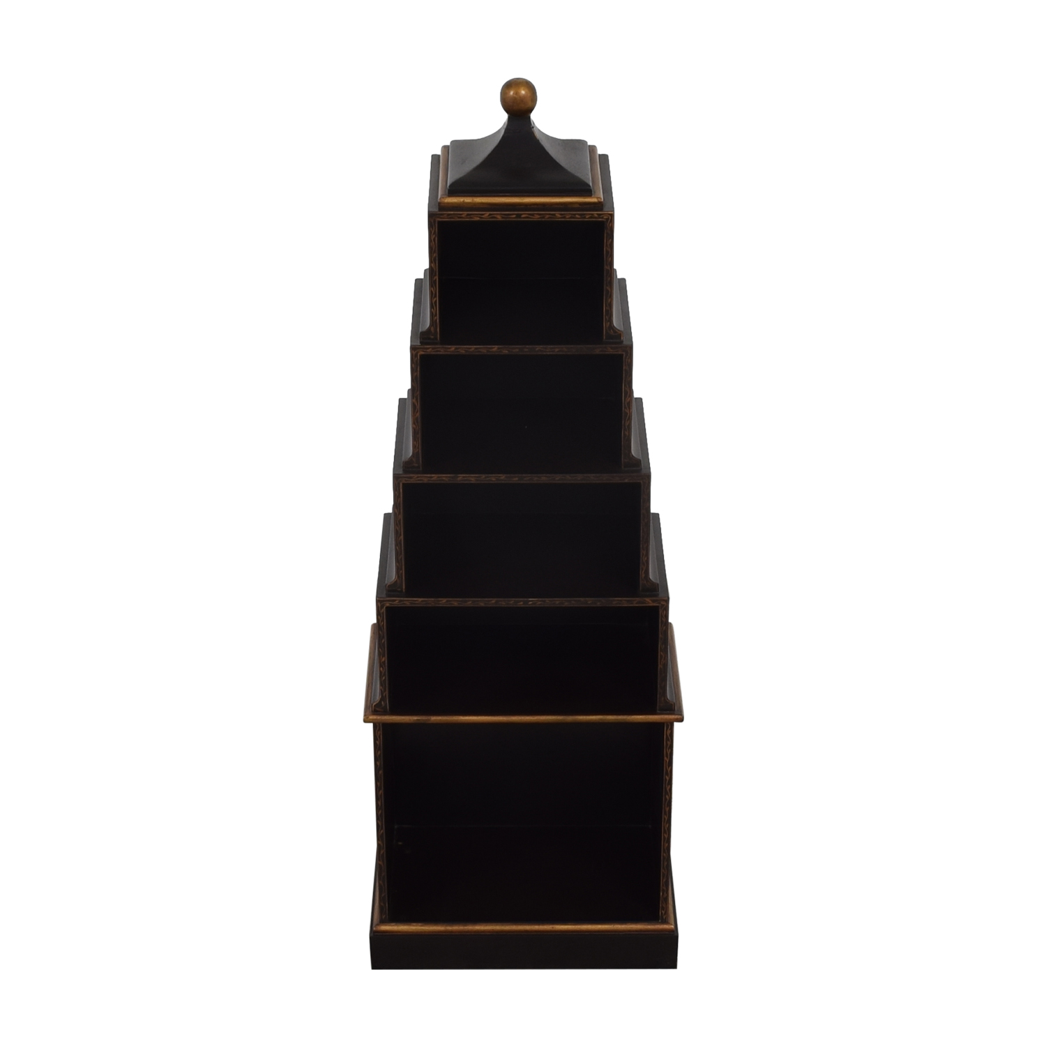 John Richard Tower Bookcase John Richard