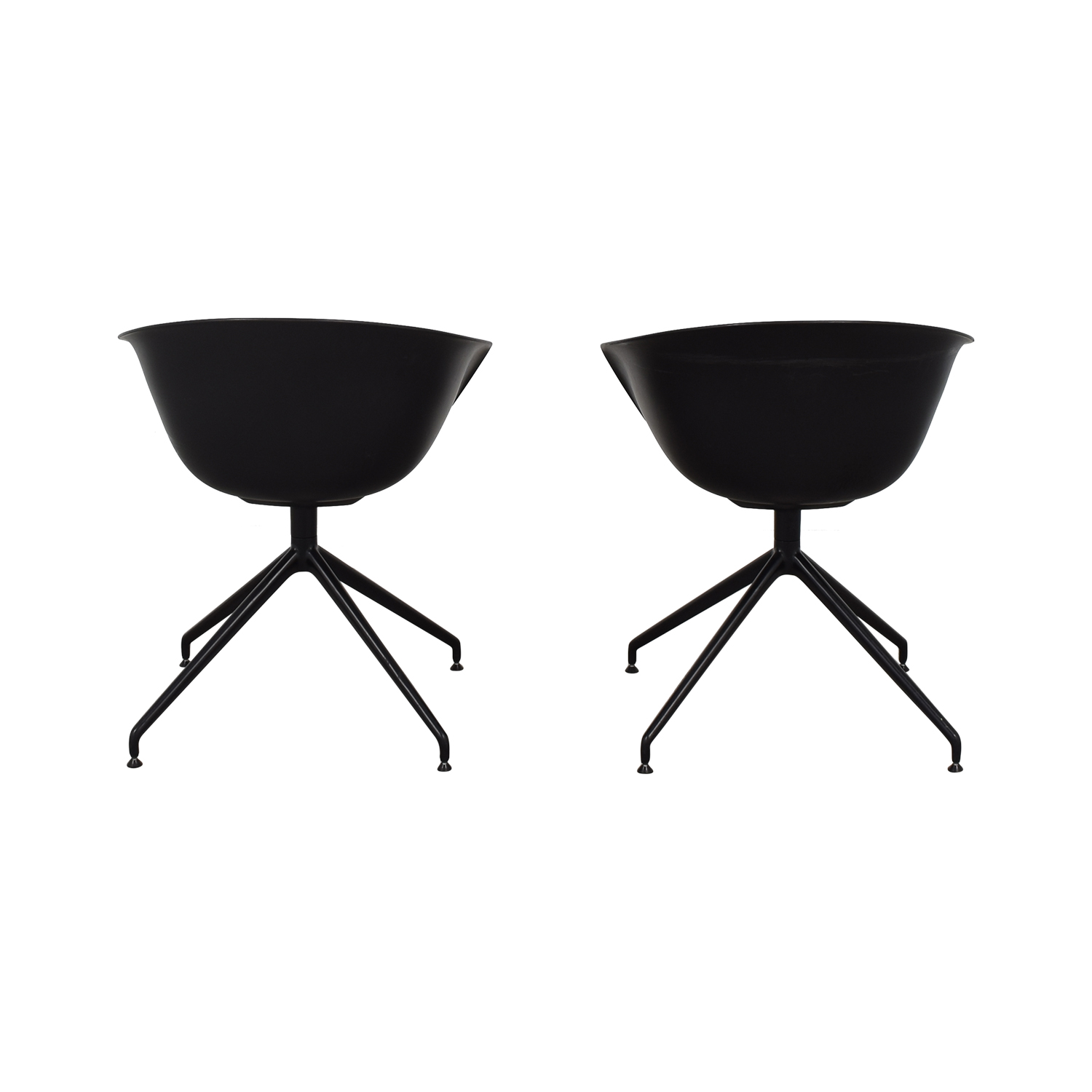 shop Arper Duna Dining Chairs Arper Chairs