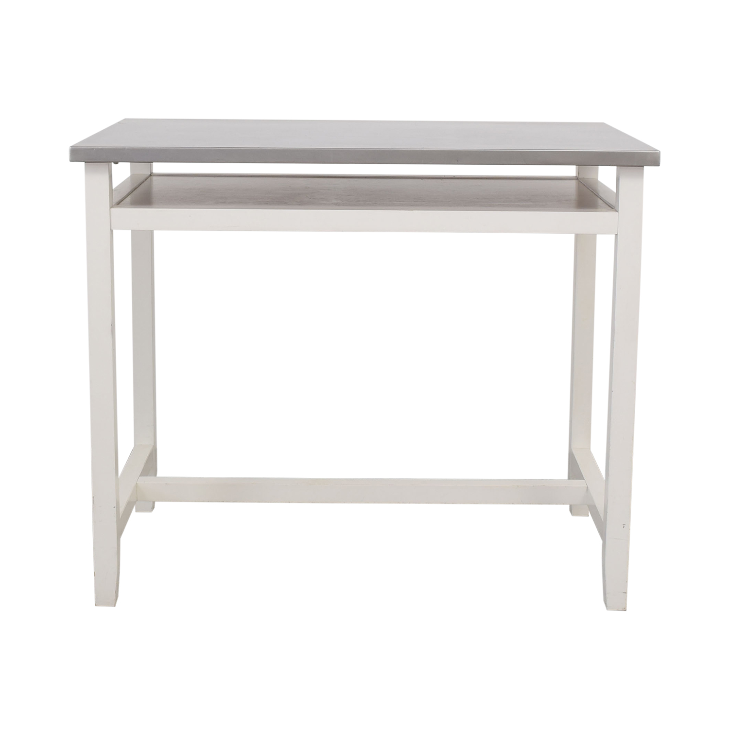 Crate & Barrel Belmont Desk Crate & Barrel