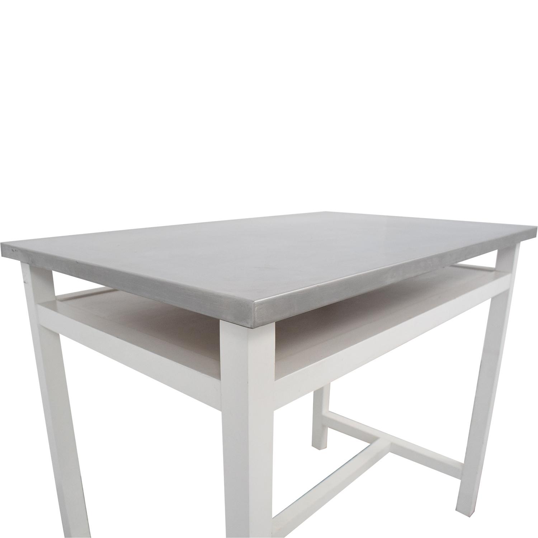 Crate & Barrel Belmont Desk / Tables
