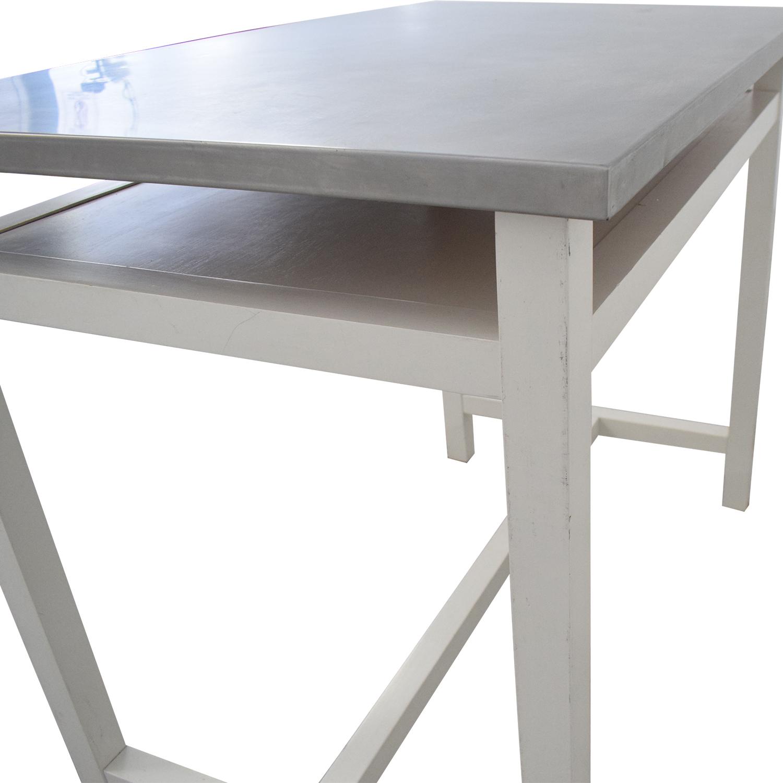 Crate & Barrel Crate & Barrel Belmont Desk Tables