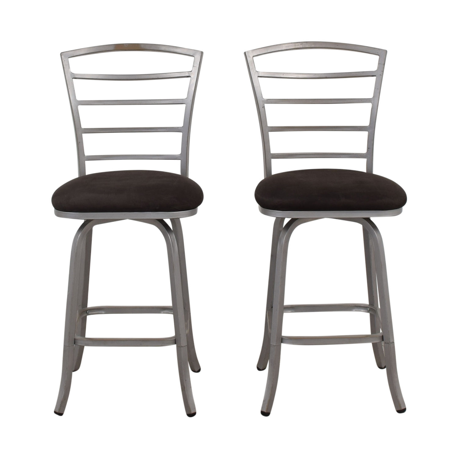 Crate & Barrel Crate & Barrel Bar Chairs nj