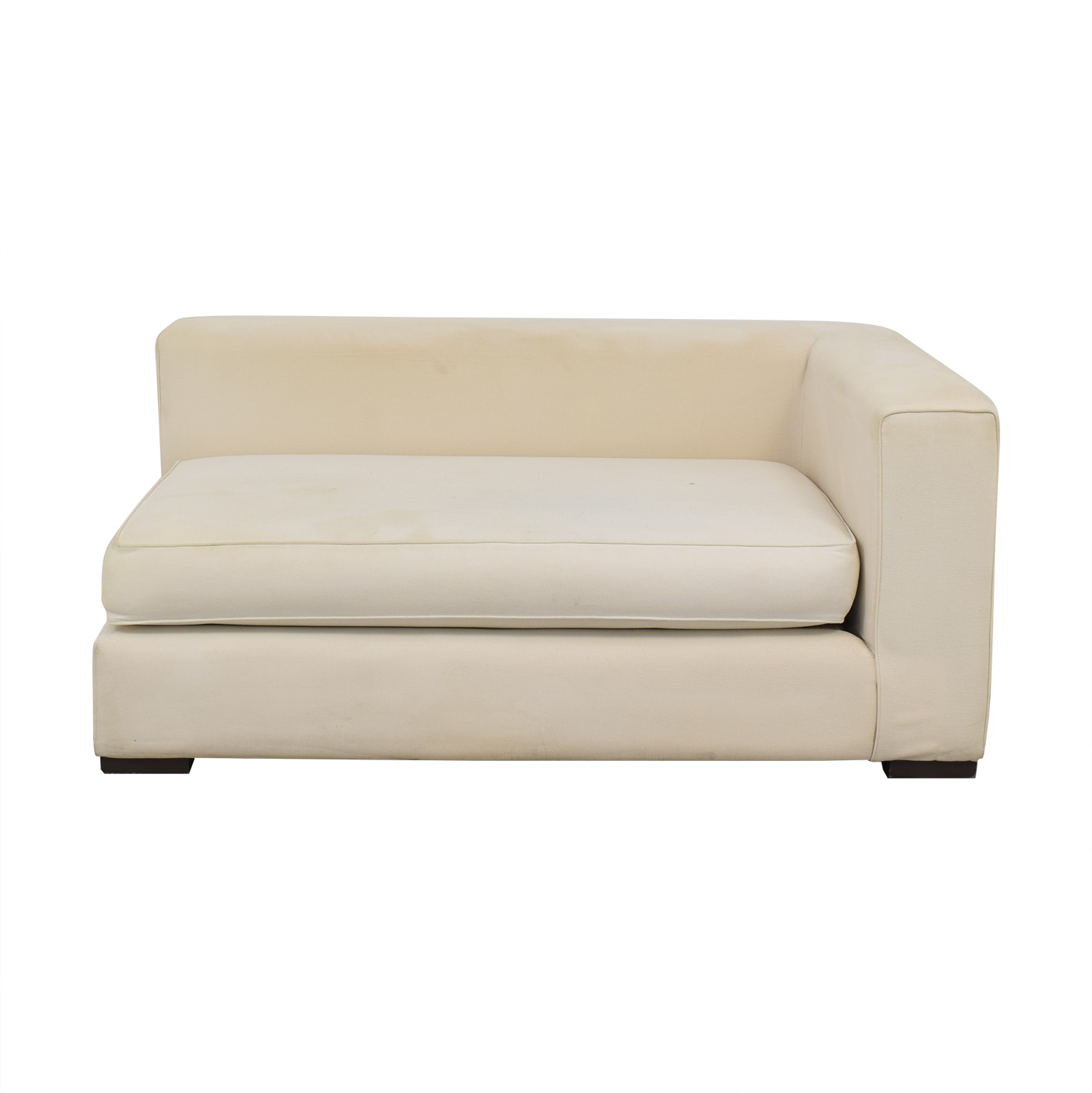 shop West Elm West Elm Modern Chaise Lounge online