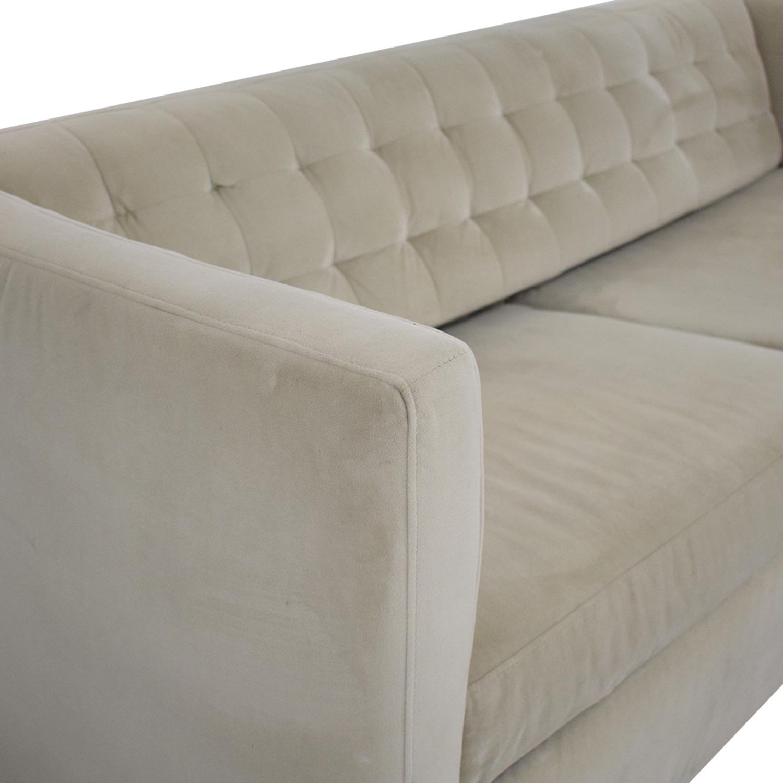 West Elm West Elm Rochester Deluxe Queen Sleeper Sofa brige