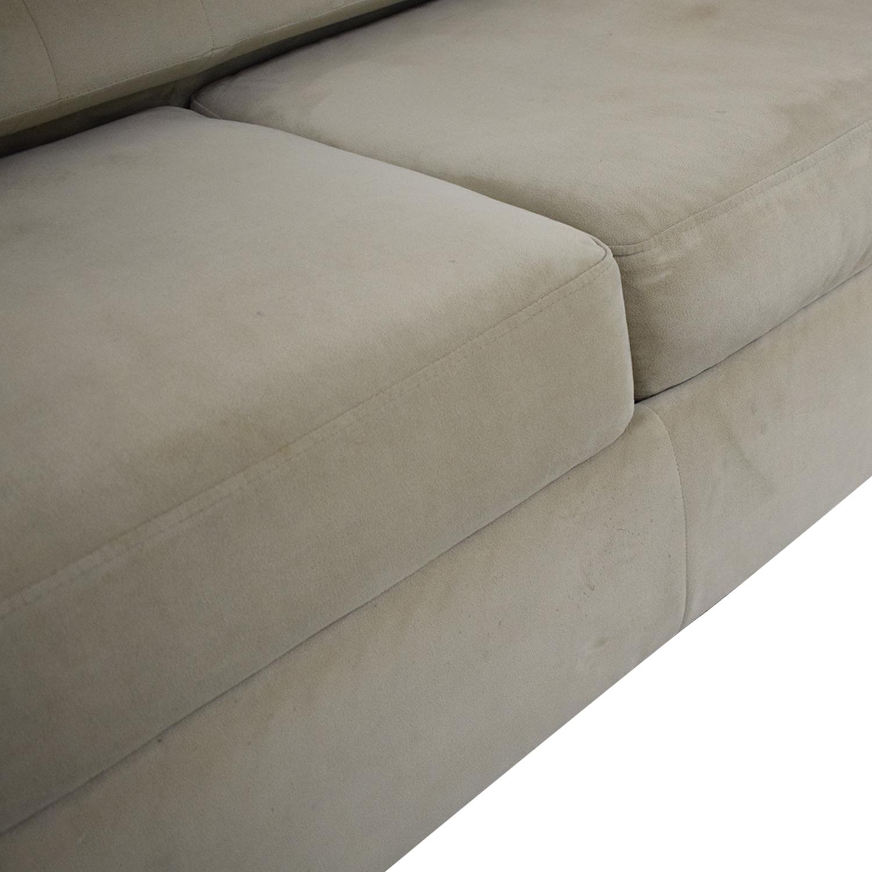 West Elm West Elm Rochester Deluxe Queen Sleeper Sofa price
