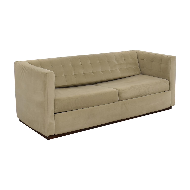 West Elm West Elm Rochester Deluxe Queen Sleeper Sofa Sofa Beds