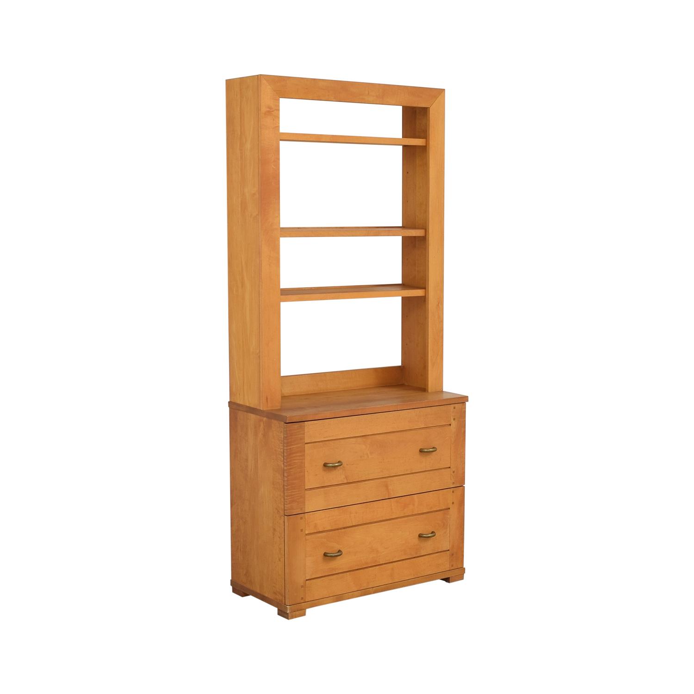 buy Asher Benjamin Studio Storage Cabinet Asher Benjamin Studio