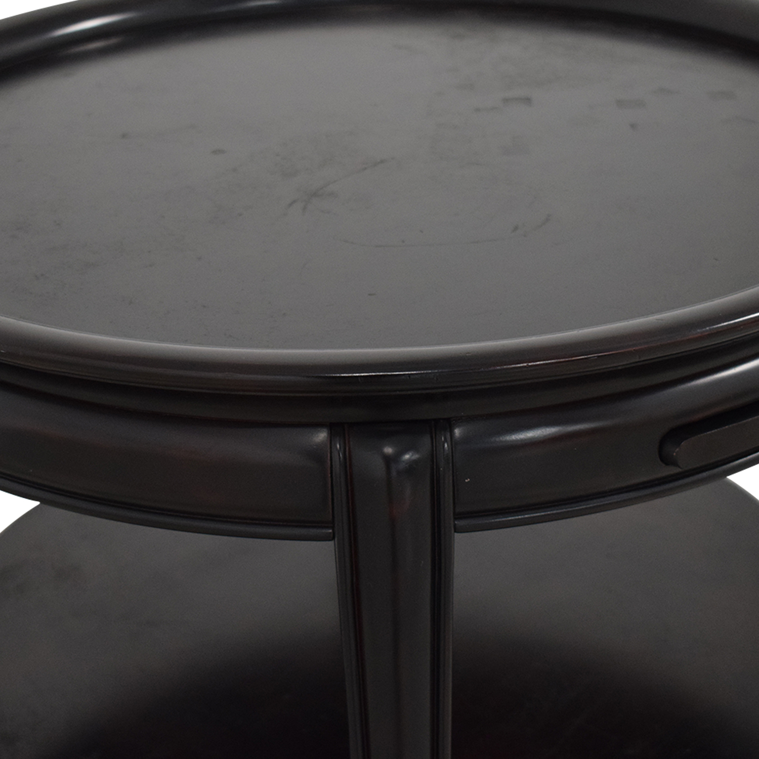 buy Seven Seas by Hooker Furniture Circular Accent Table Hooker Furniture Tables
