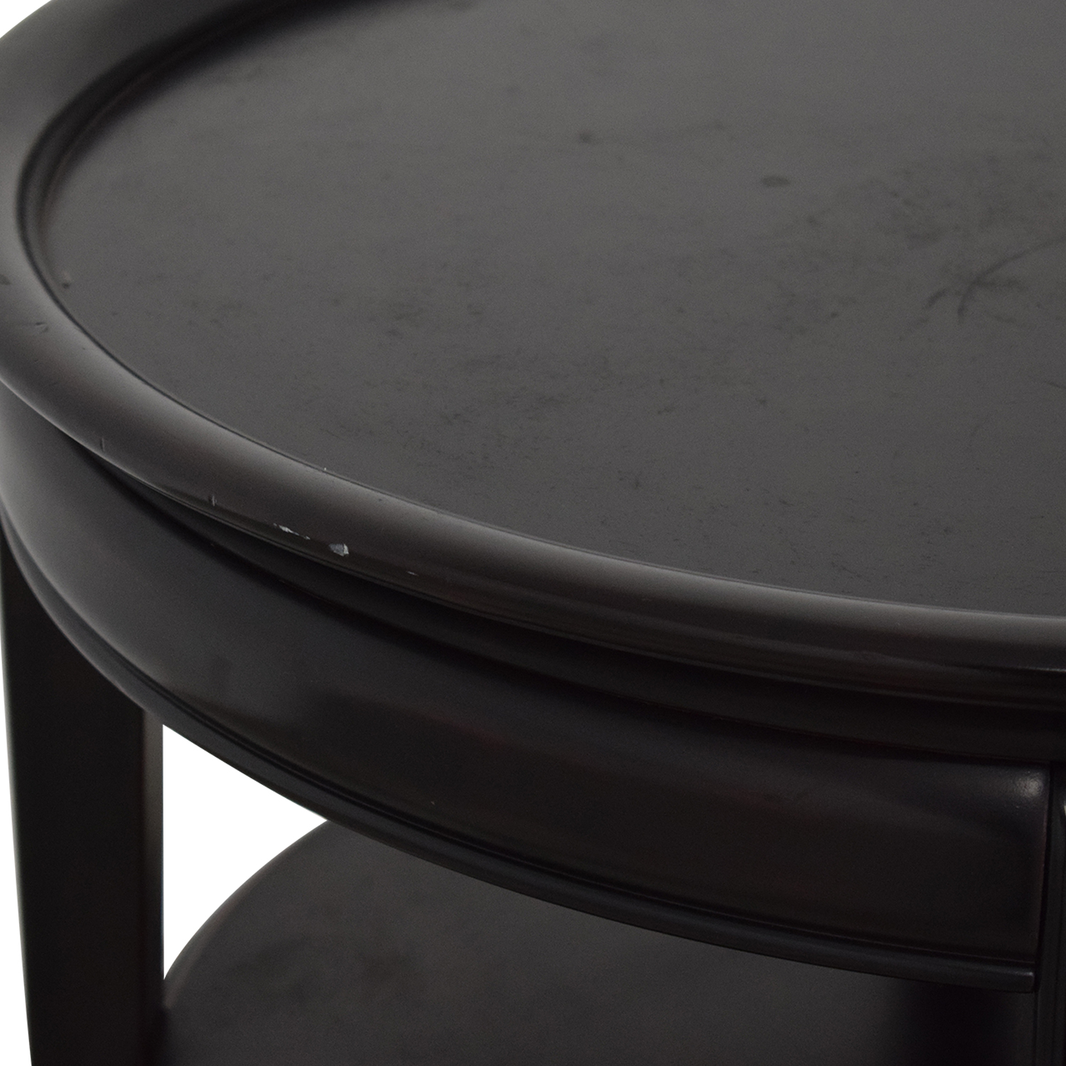 Hooker Furniture Seven Seas by Hooker Furniture Circular Accent Table Tables