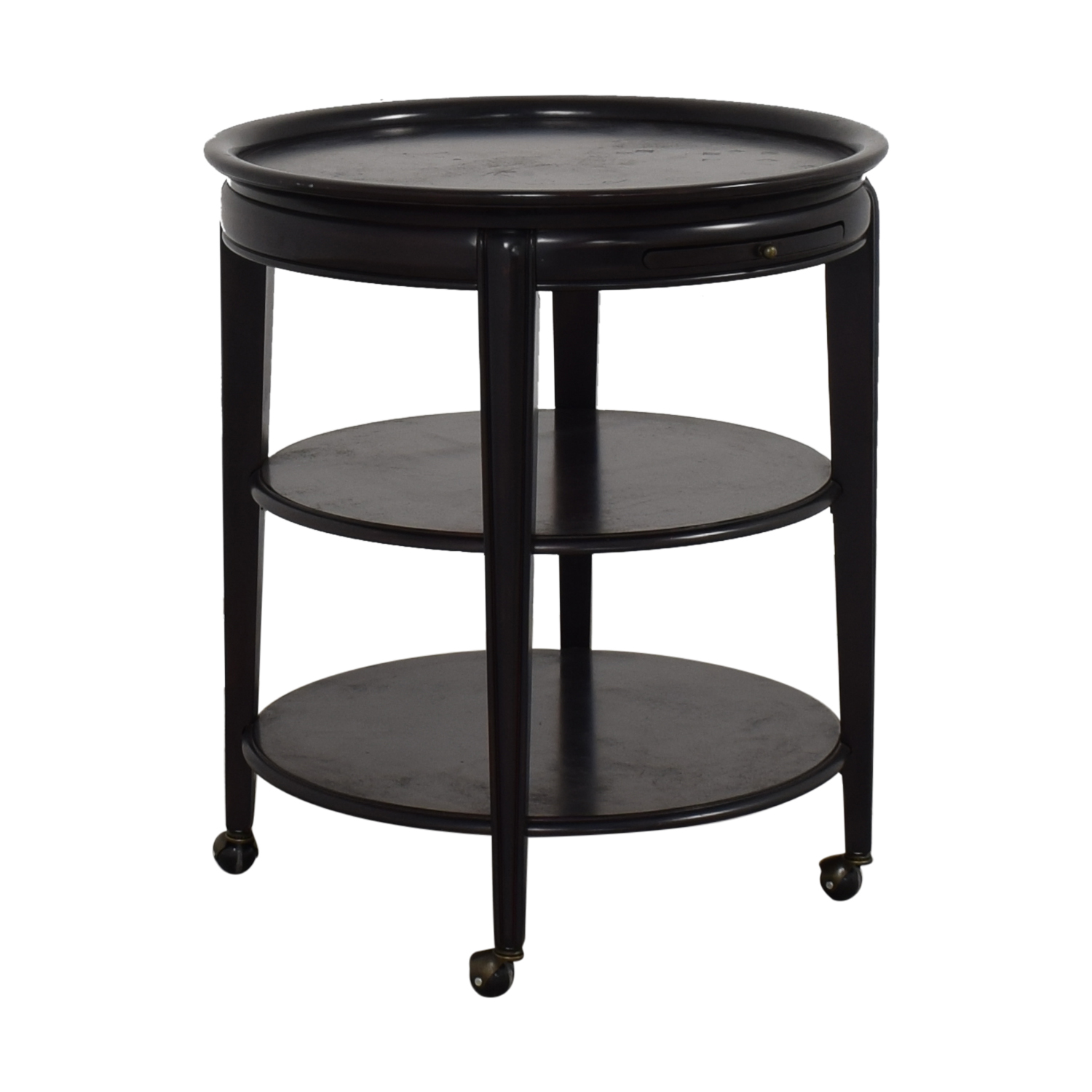 Hooker Furniture Seven Seas by Hooker Furniture Circular Accent Table