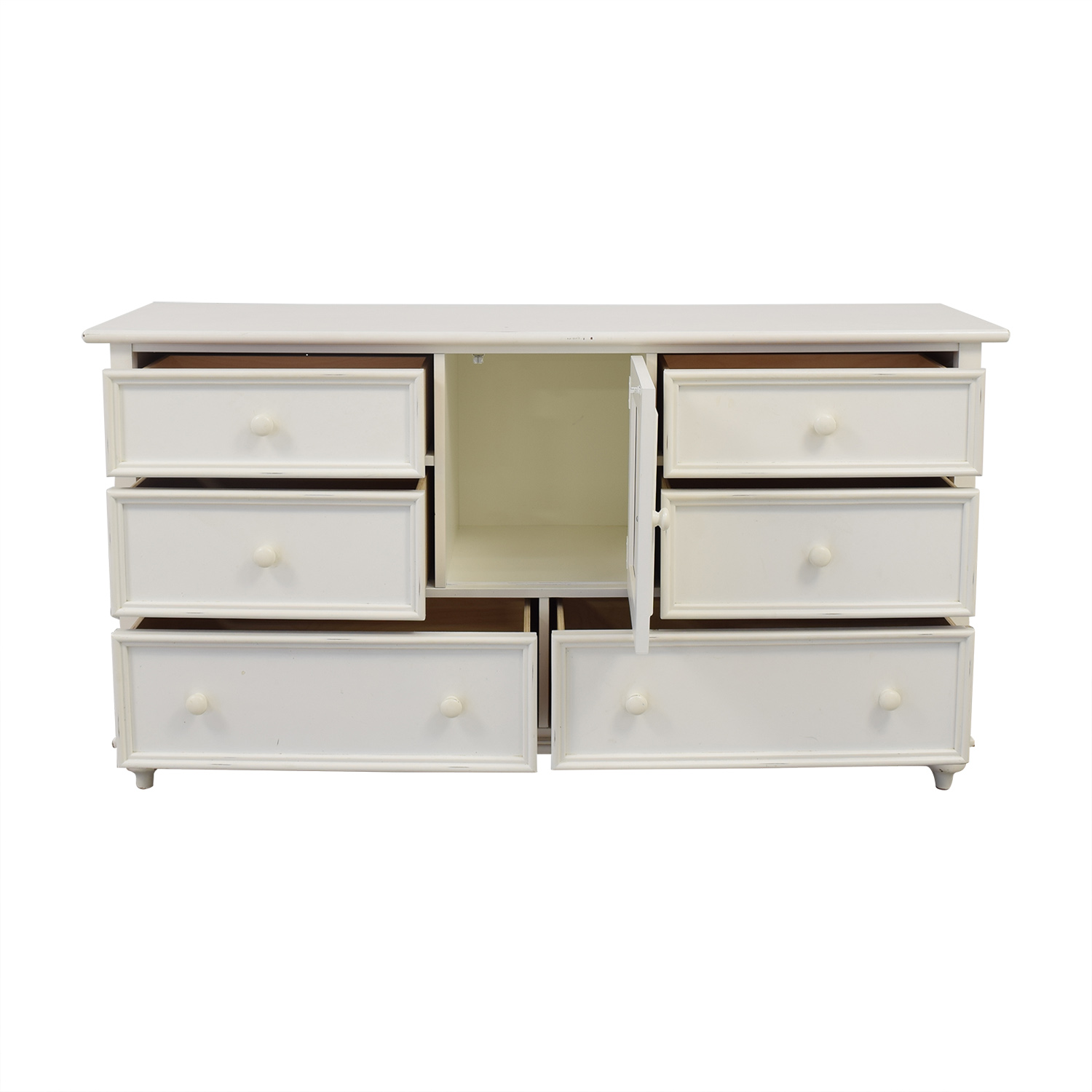 Pottery Barn Pottery Barn Young America Dresser discount