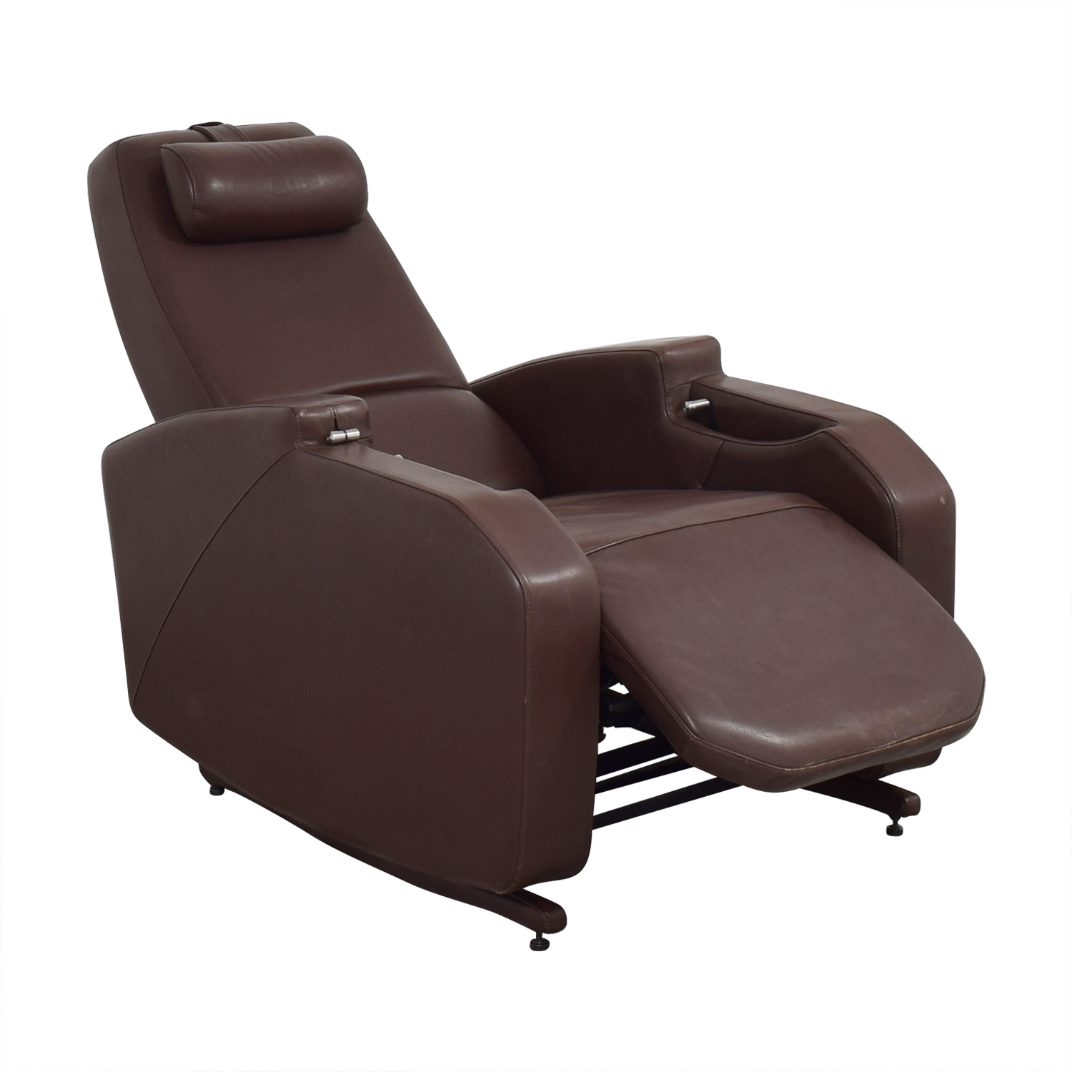 Relax The Back Relax the Back Zero Gravity Leather Rocking Recliner Chairs