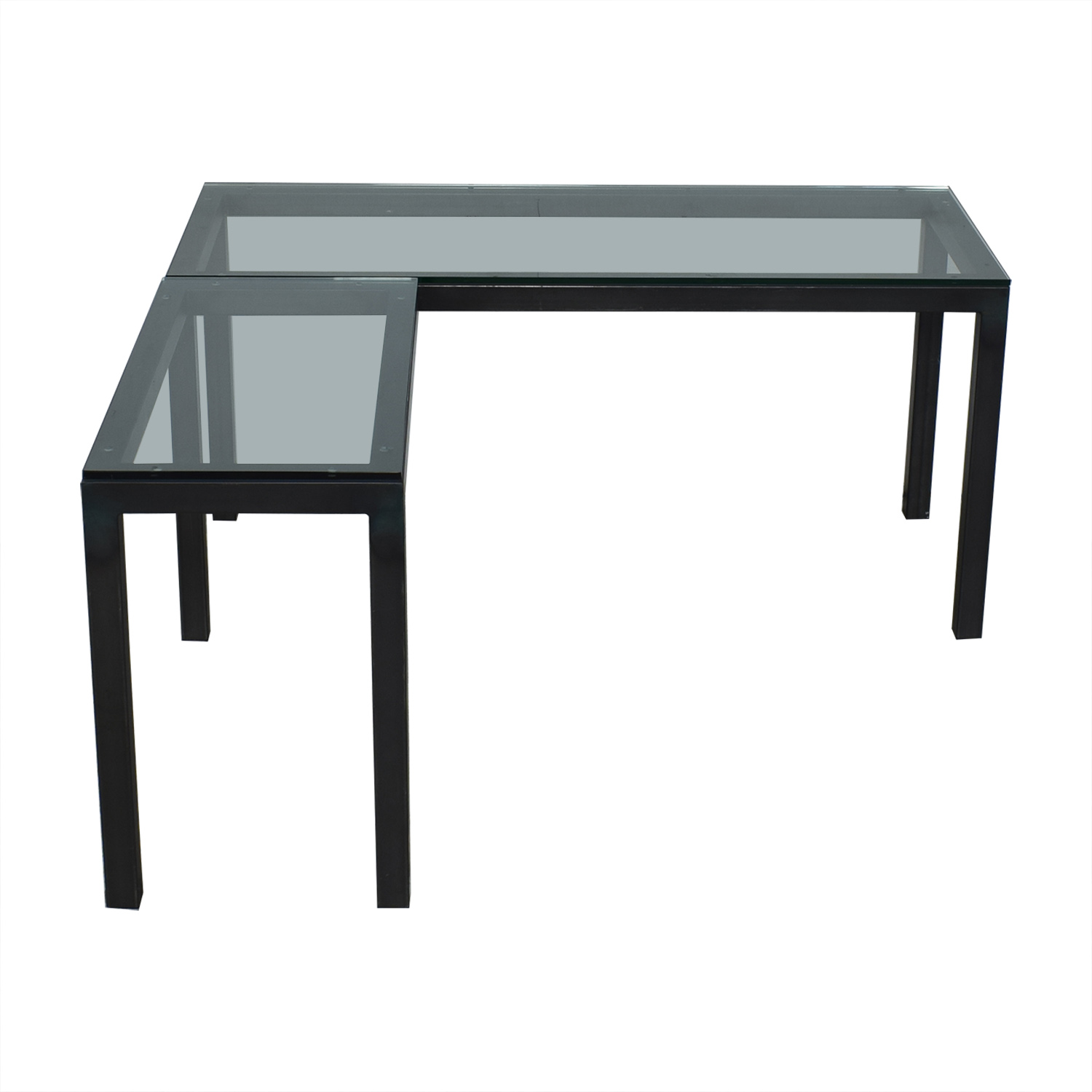 buy Room & Board Parsons L-Shaped and Corner Desk Room & Board Tables