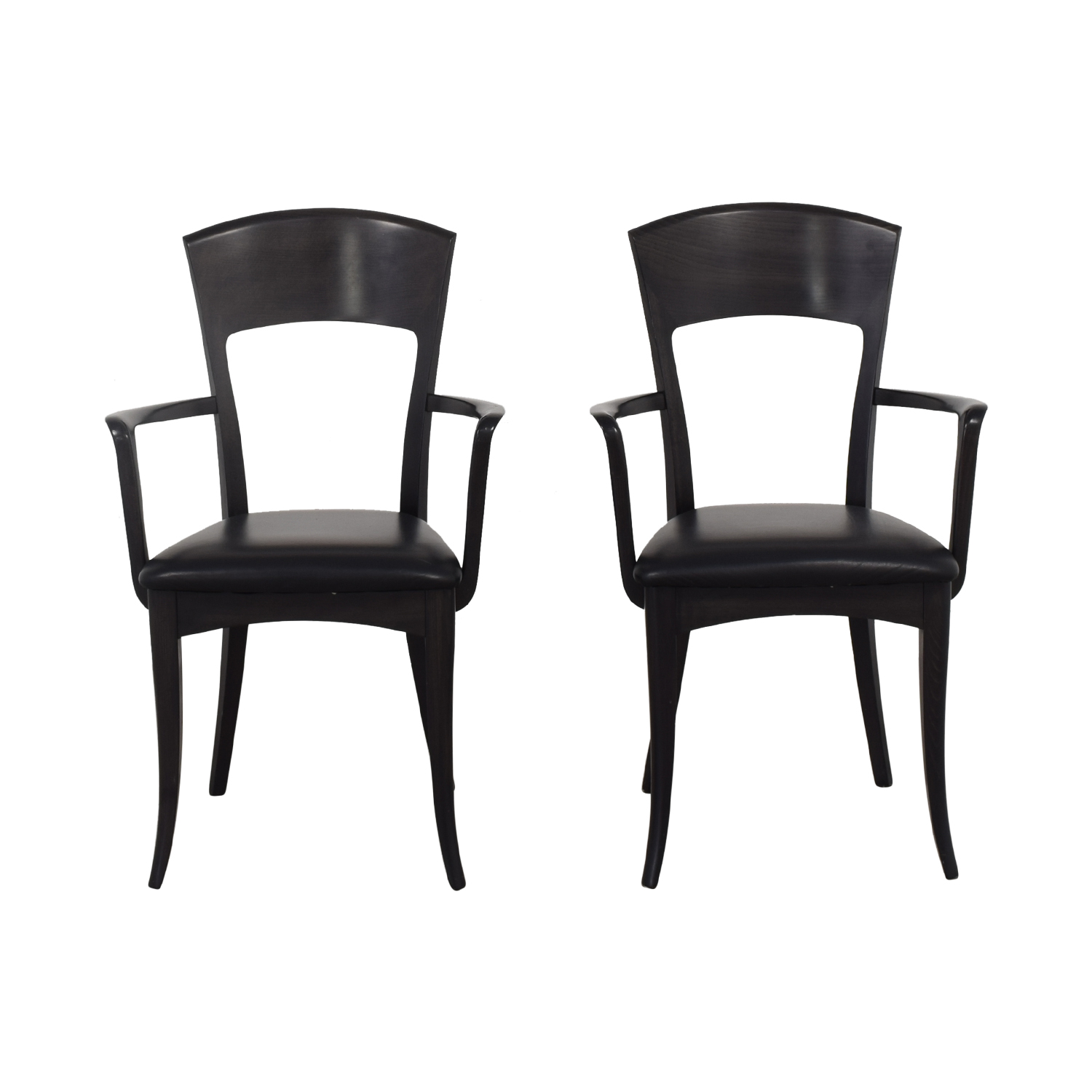 buy A Sibau Dining Arm Chairs Room & Board