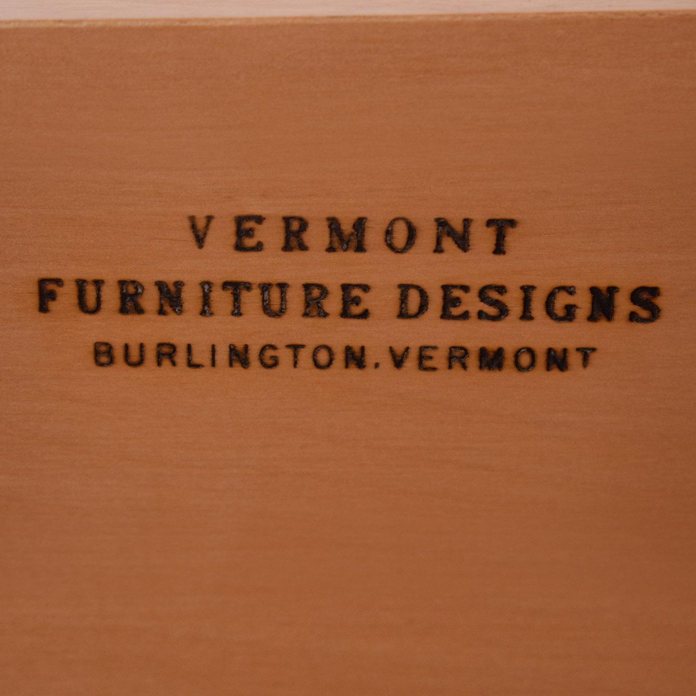 Vermont Furniture Designs Vermont Furniture Designs Ten Drawer Dresser Storage
