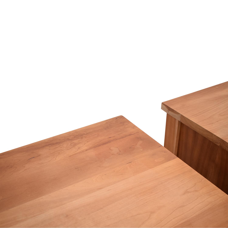 Room & Board Room & Board Nightstands light brown