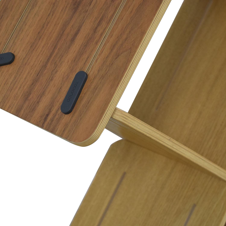 Tabanda Tabanda Modular Shelf 3x Oak DYNKS dimensions