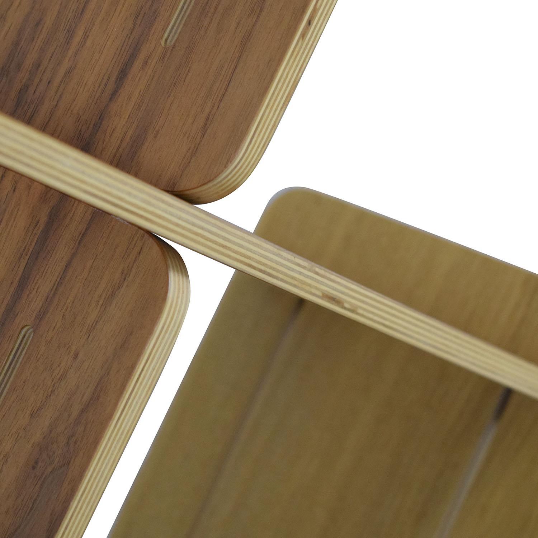 buy Tabanda Tabanda Modular Shelf 3x Oak DYNKS online