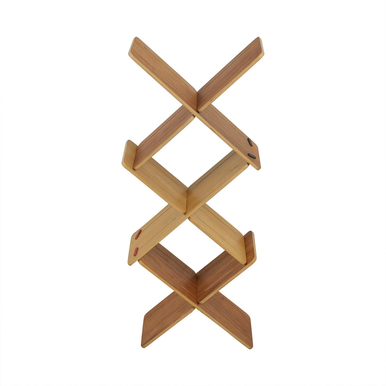 Tabanda Modular Shelf 3x Oak DYNKS sale