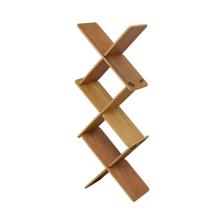buy Tabanda Modular Shelf 3x Oak DYNKS Tabanda