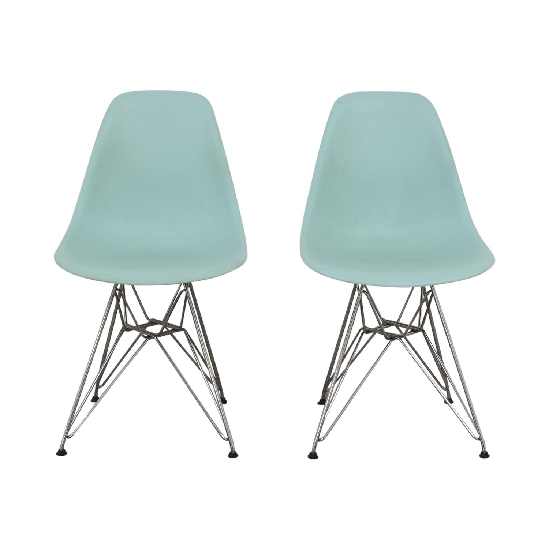 buy Herman Miller Eames Molded Side Chair Herman Miller