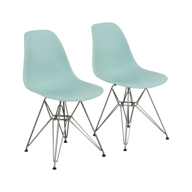 Herman Miller Herman Miller Eames Molded Side Chair used