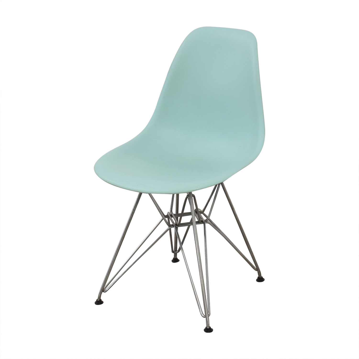 shop Herman Miller Eames Molded Side Chair Herman Miller Dining Chairs