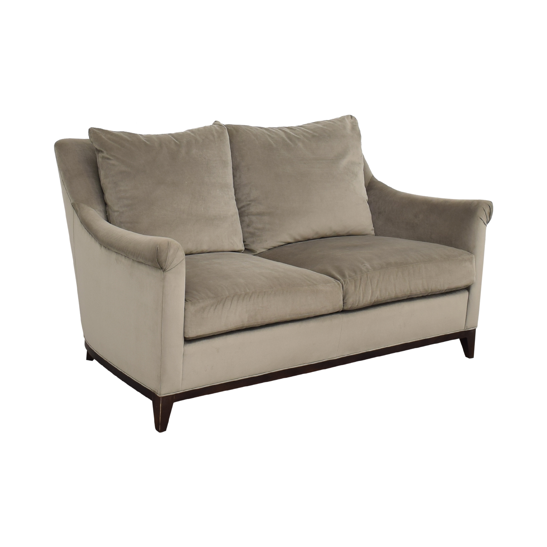 buy Safavieh Rollarm Two Cushion Loveseat Safavieh Accent Chairs