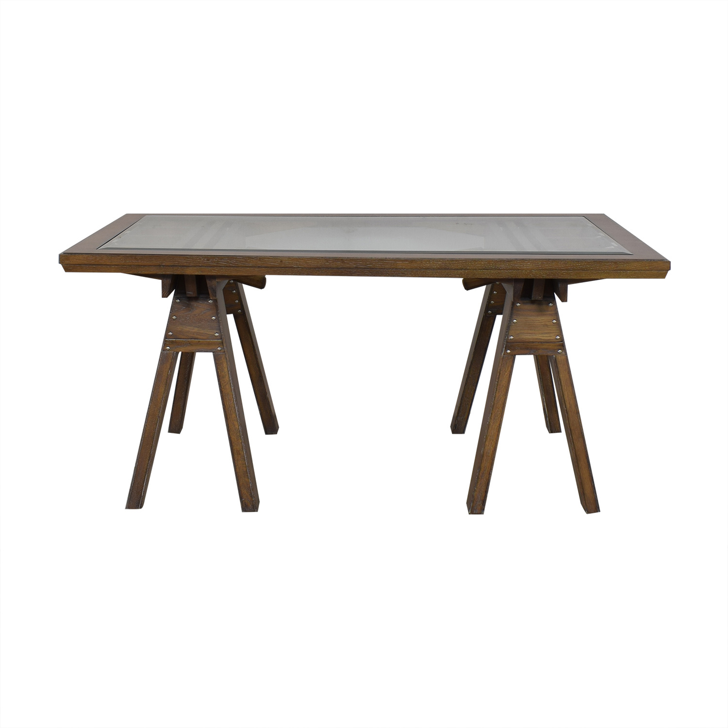 Thomas O'Brien Thomas O'Brien Industrial Dining Table for sale