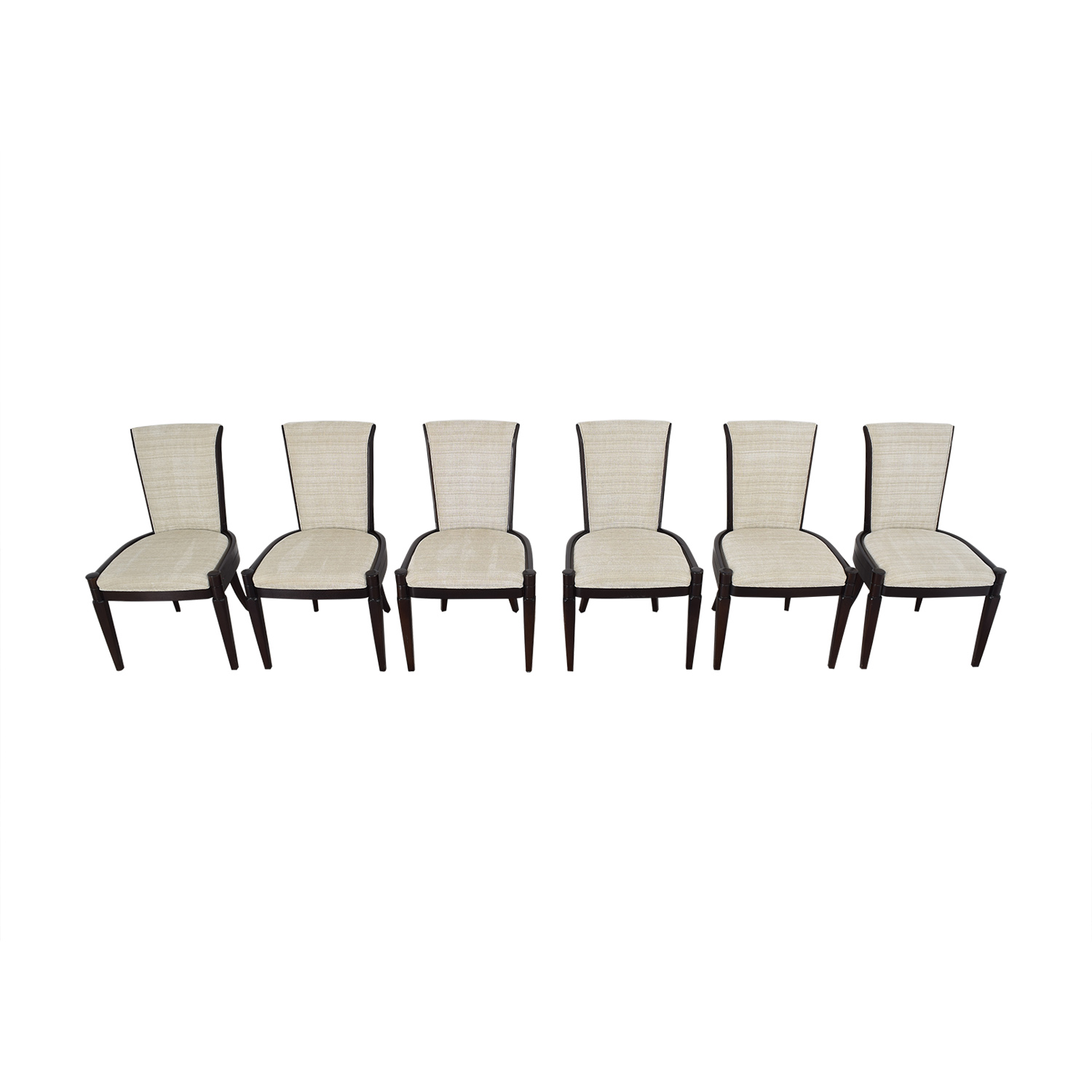 Century Furniture Century Furniture Upholstered Dining Chairs Chairs