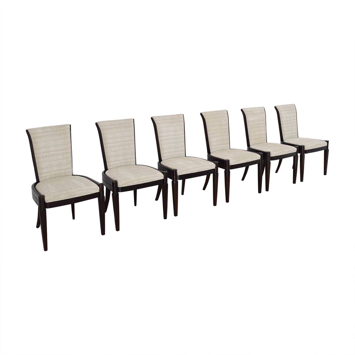 Century Furniture Century Furniture Upholstered Dining Chairs on sale