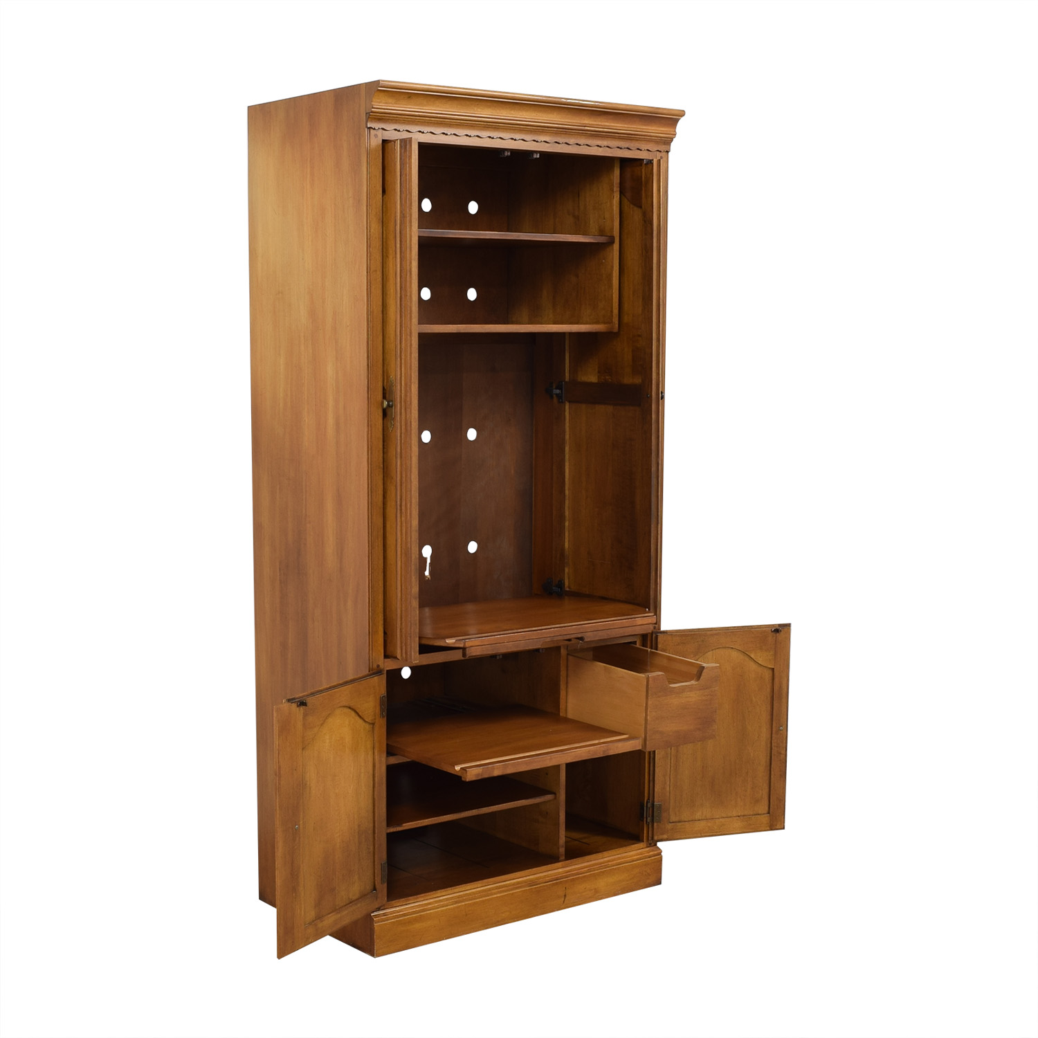 shop Ethan Allen Ethan Allen Entertainment Center online