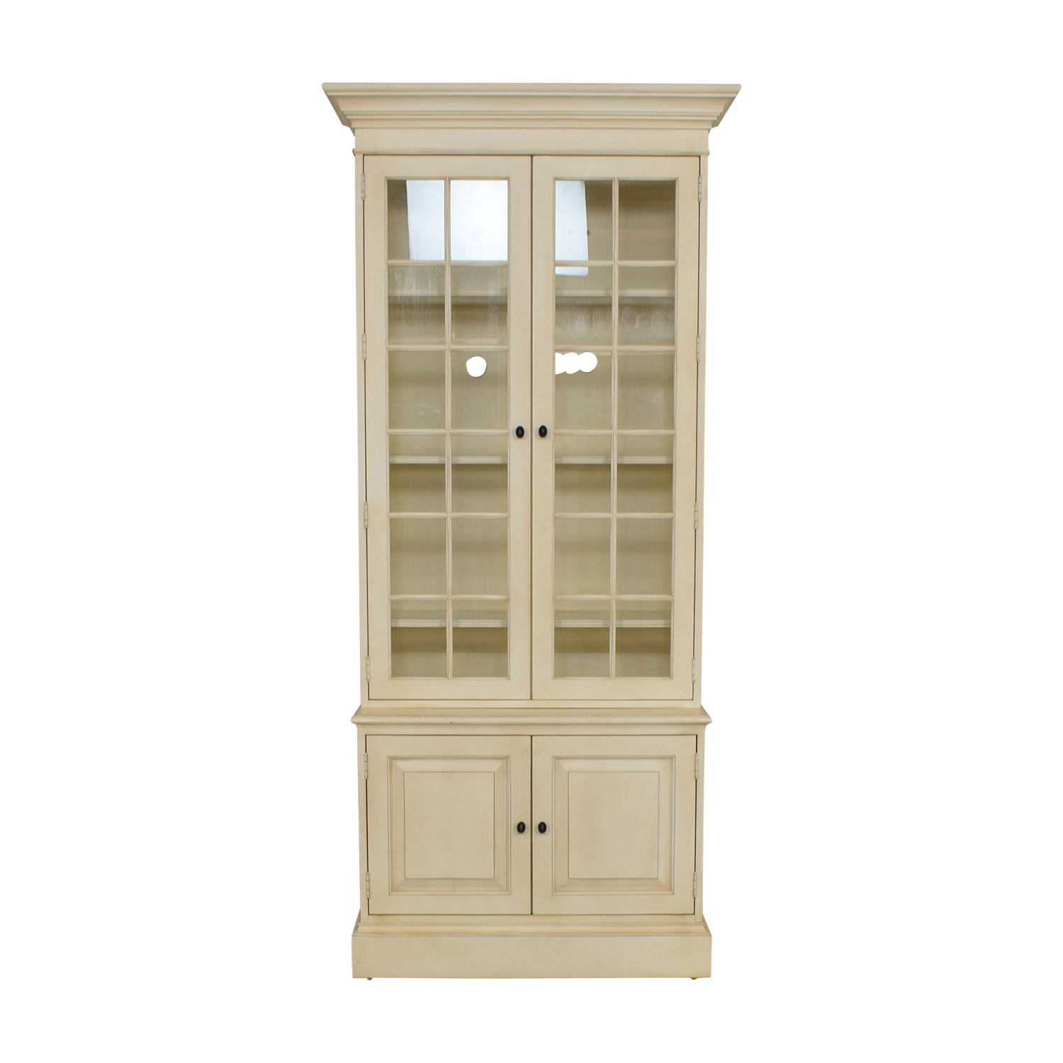 shop Ethan Allen Villa Single Library Bookcase Ethan Allen Cabinets & Sideboards