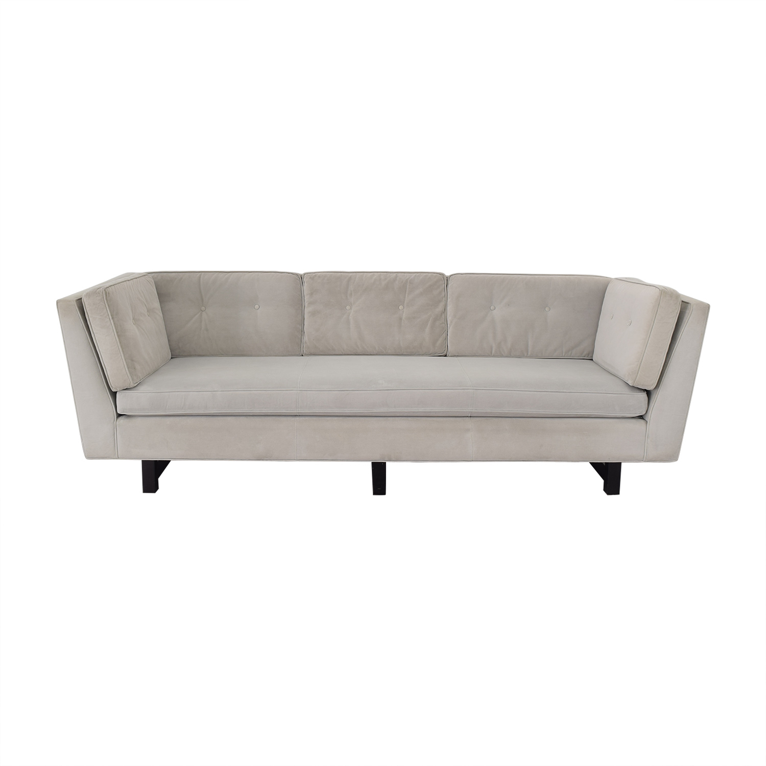 Room & Board Room & Board Naomi Bench Cushion Sofa nyc