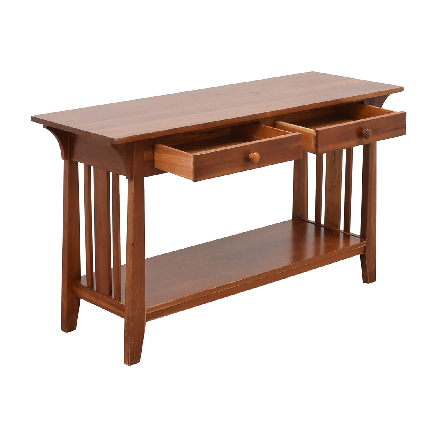 buy Ethan Allen Ethan Allen Console with Drawers online