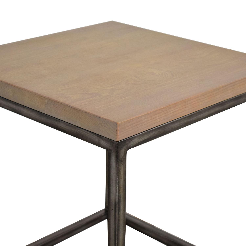 ABC Carpet & Home ABC Carpet & Home End Table dimensions
